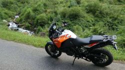 ktm 1290 super adventure s statique