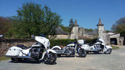 11-Belle brochette Indian Scout, Roadmaster et Chieftain