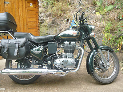 F6 ROYAL ENFIELD