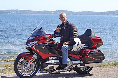 F8 Goldwing Eric
